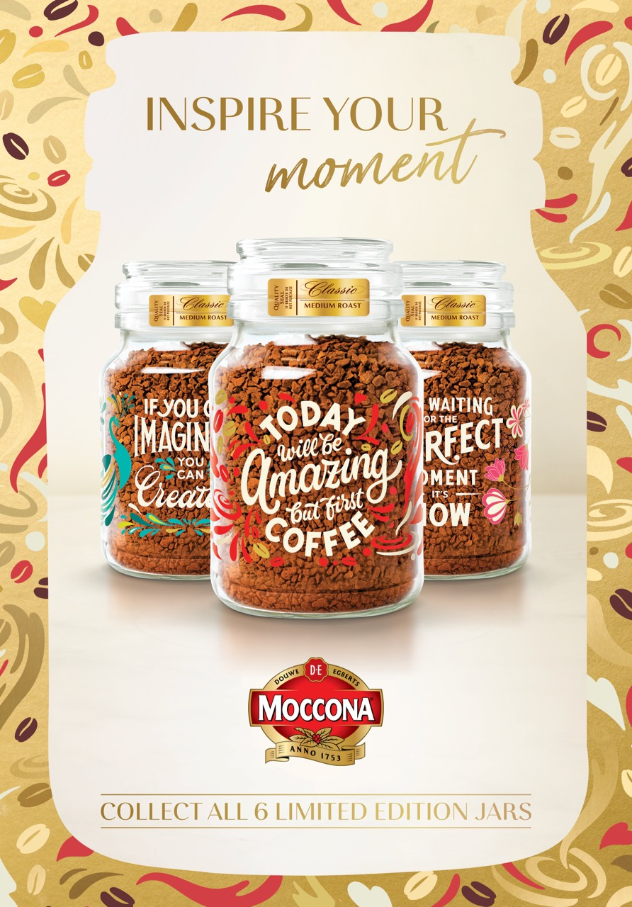 Moccona delivers moments of inspiration in newly launched integrated campaign via Edge