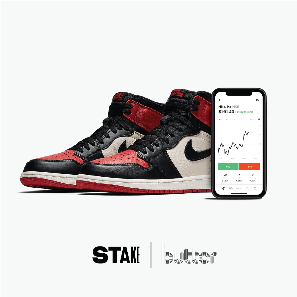 Australian fintech Stake drops US stocks and sneakers in new campaign with Butter via Eleven