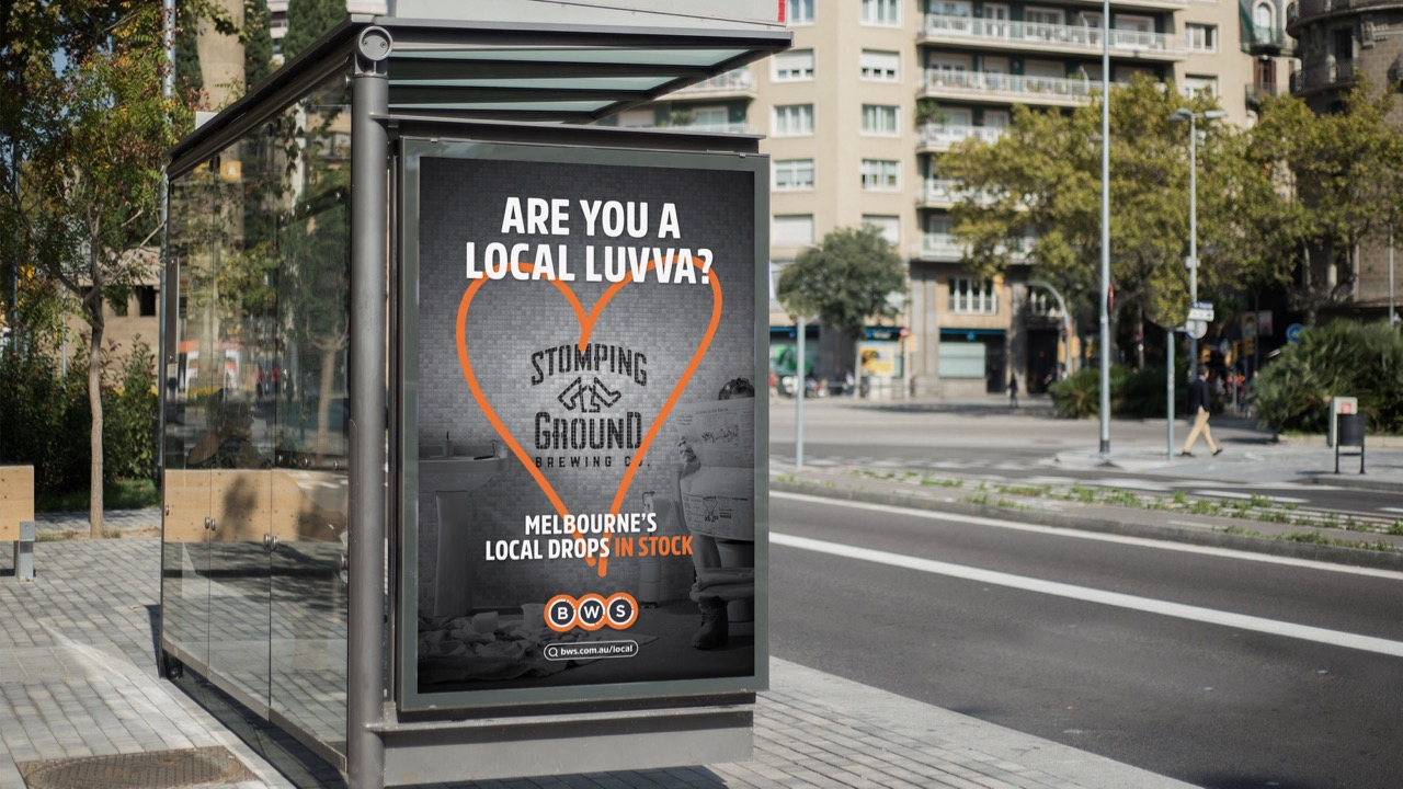'Local luvvas' shine a light on BWS local brands in latest campaign via Paper Moose