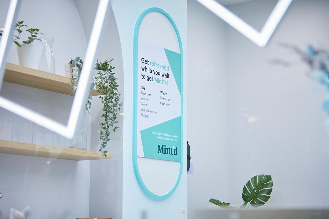 Australia's freshest dental hygiene studio Mint*d launches new concept store via  VMLY&R Sydney