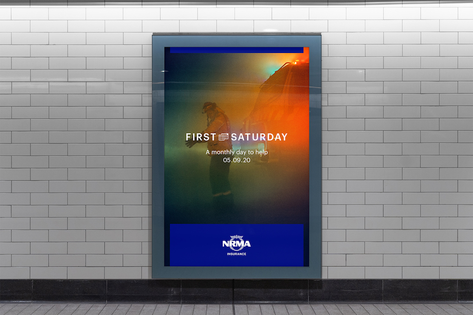 NRMA Insurance helps first responders with new 'First Saturday' brand platform via CHE Proximity