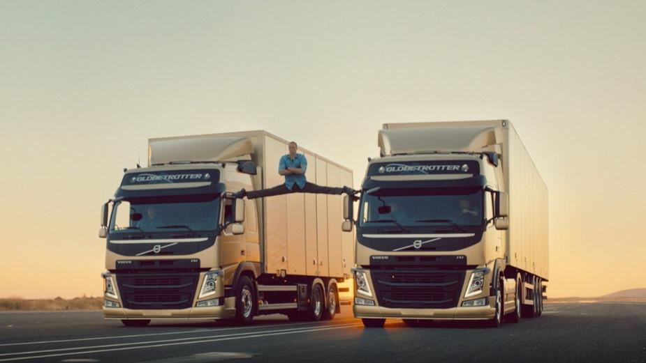 My Most Immortal Ad: Per Pedersen, Sophia Lindholm and Andreas Nilsson Unpack Volvo Trucks' Epic Split