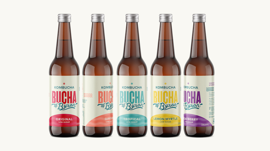 CB Exclusive: 'Bucha of Byron' kombucha gives away free case for every positive comment on CB about its new packaging via TABOO – PICK UP TODAY