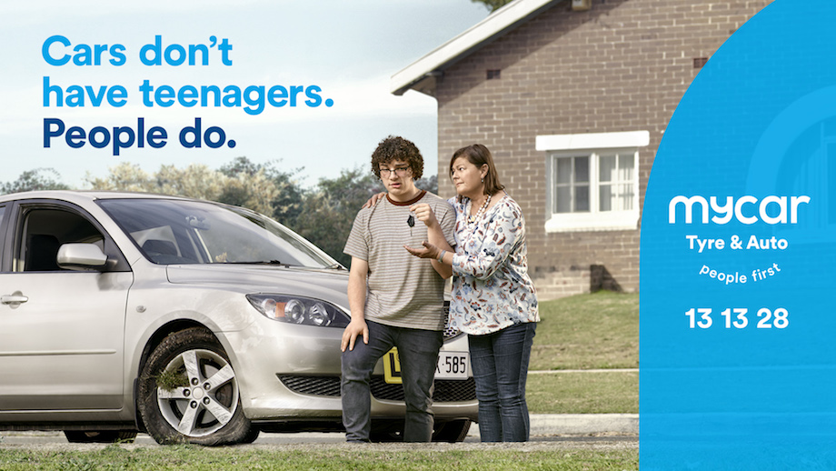 mycar Tyre & Auto puts 'People First' in new integrated campaign via TBWA Sydney