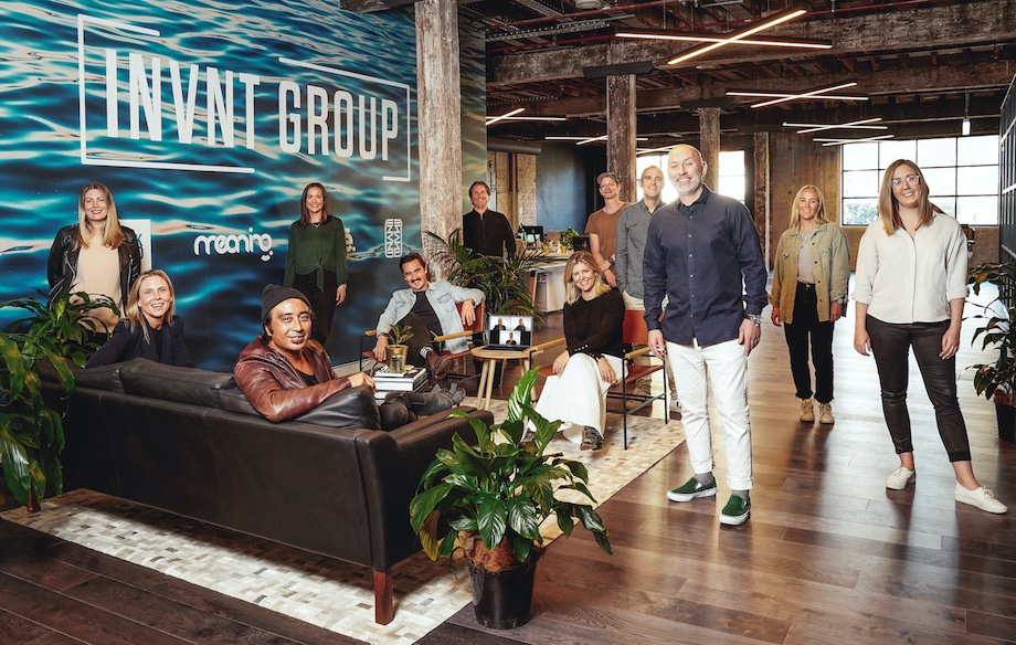 [INVNT GROUP] APAC boosts through the line offering with three hires and new Sydney office