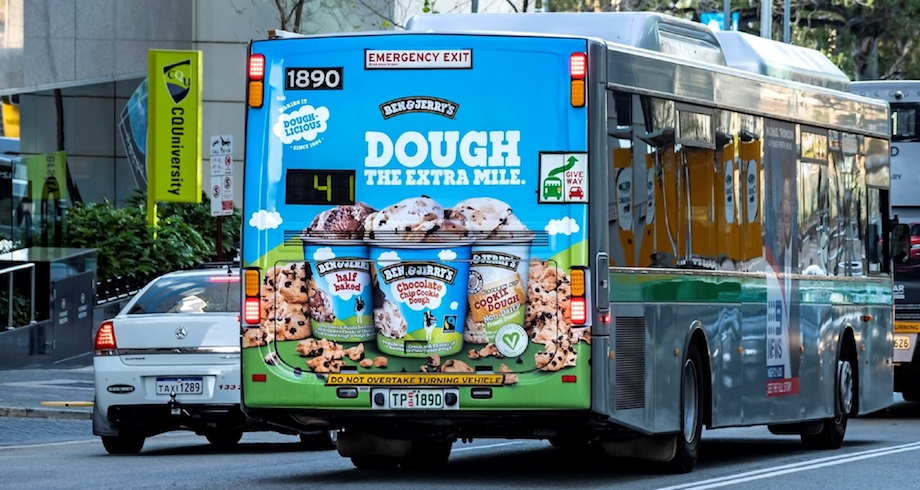 Ben & Jerry's unveils new 'If it's not pun, why dough it' campaign via PHD and Bastion Banjo
