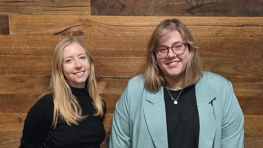 The Core Agency appoints Sarah Mould and Sophie Adams to creative department