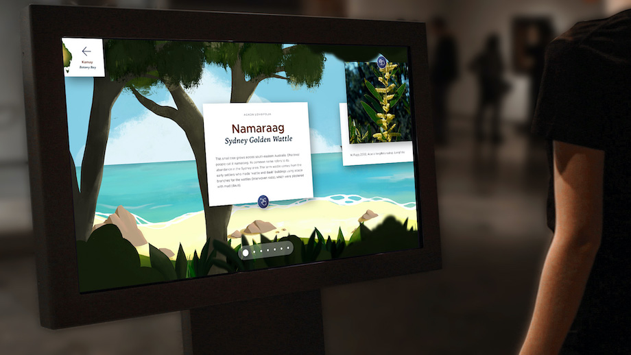 National Museum of Australia's Endeavour Voyage Exhibition comes to life via Cypha Interactive