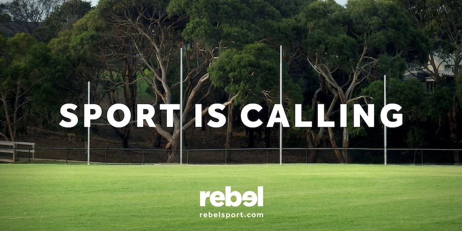 Rebel Launches New Sport Is Calling Brand Campaign Via The Monkeys Melbourne Campaign Brief