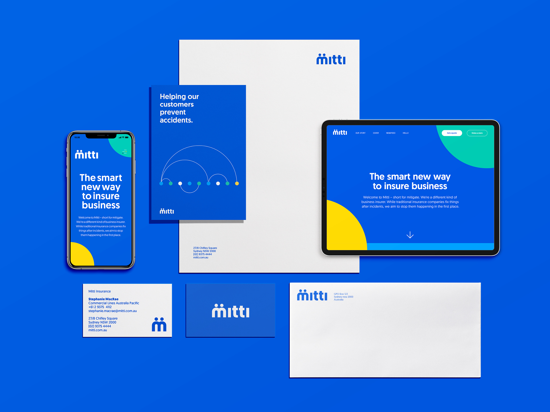 Insuretech Mitti launches new brand identity and website via The Core Agency