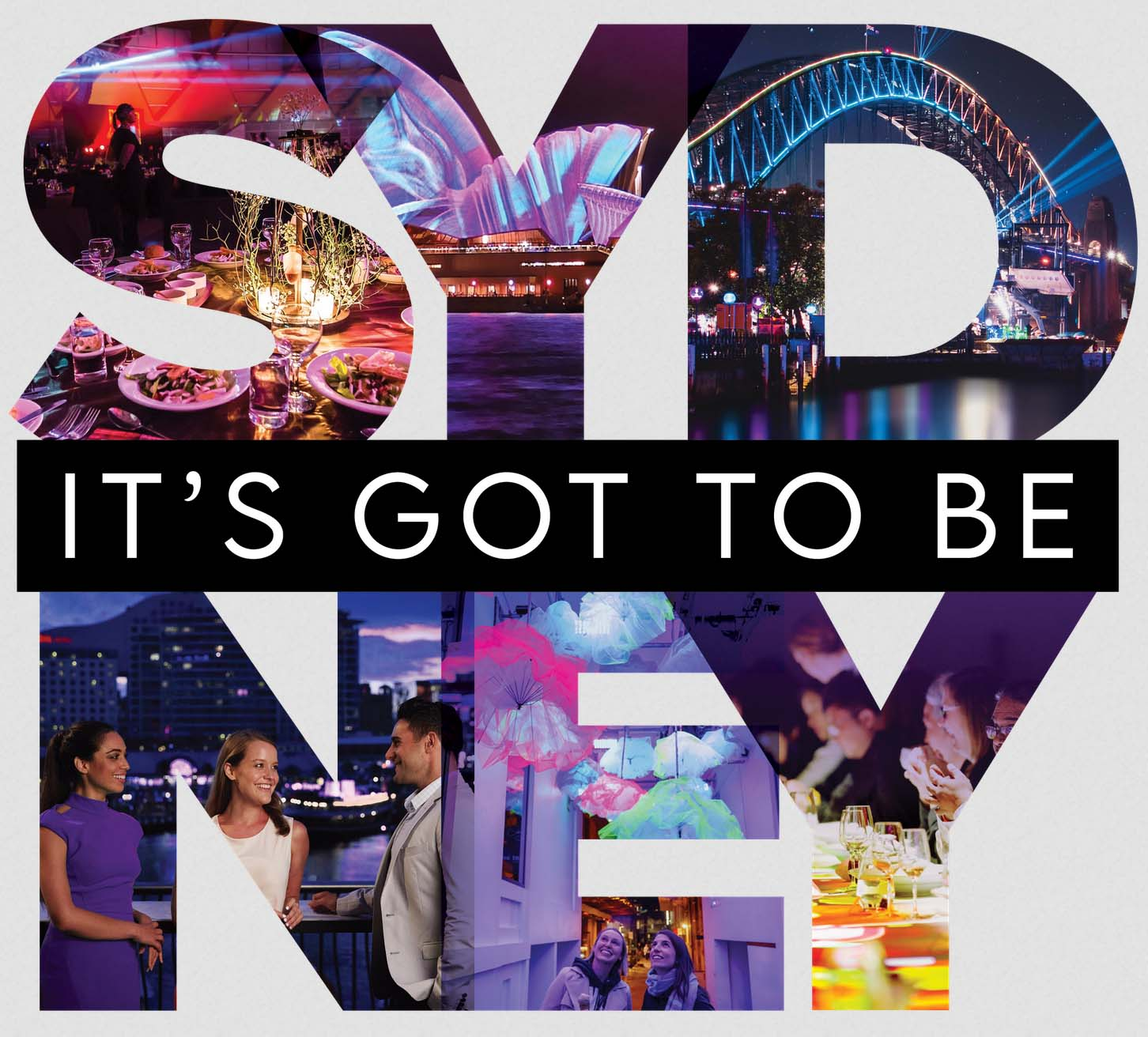 Sydney takes centre stage in new campaign via creative agency Edge to defend the city's business visitor tourism market share