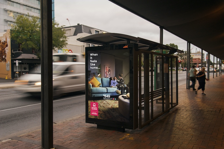 Fantastic Furniture extends 'When it feels like home' work with new spots via Connecting Plots