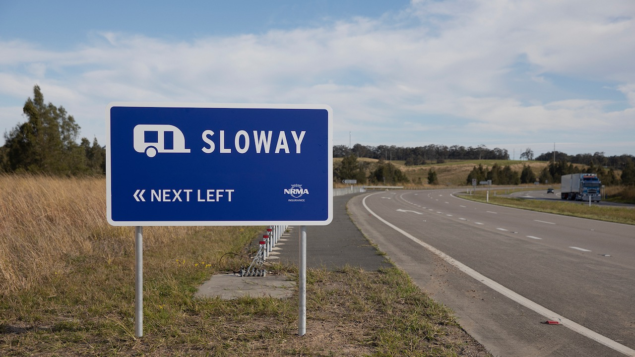 NRMA Caravan Insurance protects the slow way of life in new campaign via CHE Proximity