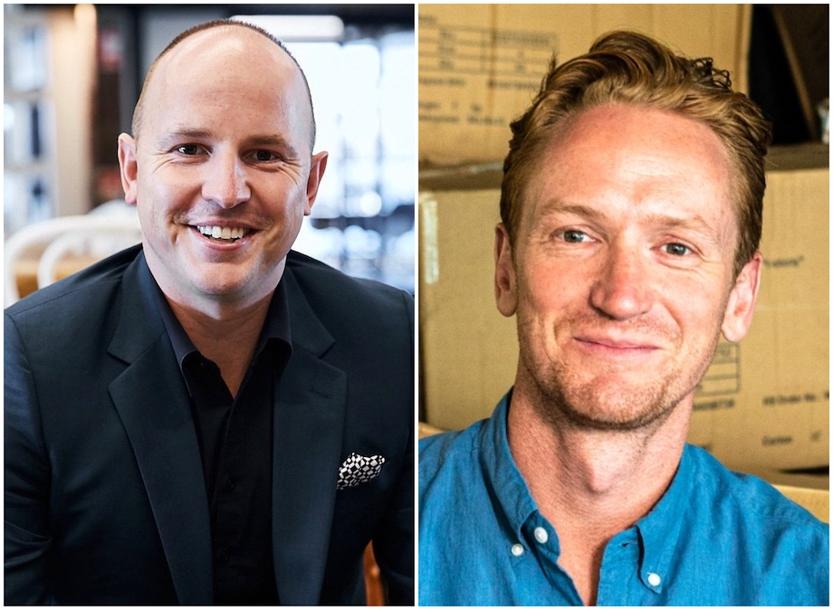 CHE Proximity CEO Chris Howatson and CCO Ant White set to depart to form Howatson+White