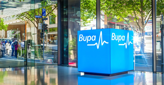 After four years at AJF Partnership Bupa appoints Thinkerbell as new creative agency