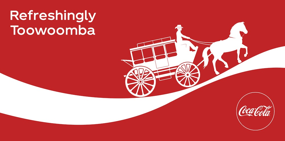 Coca-Cola celebrates Aussie holiday spots in new work via The Station Agency, Ogilvy and Geometry