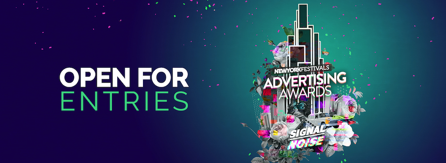 New York Festivals 2021 Advertising Awards now open for entries; deadline Friday, February 26