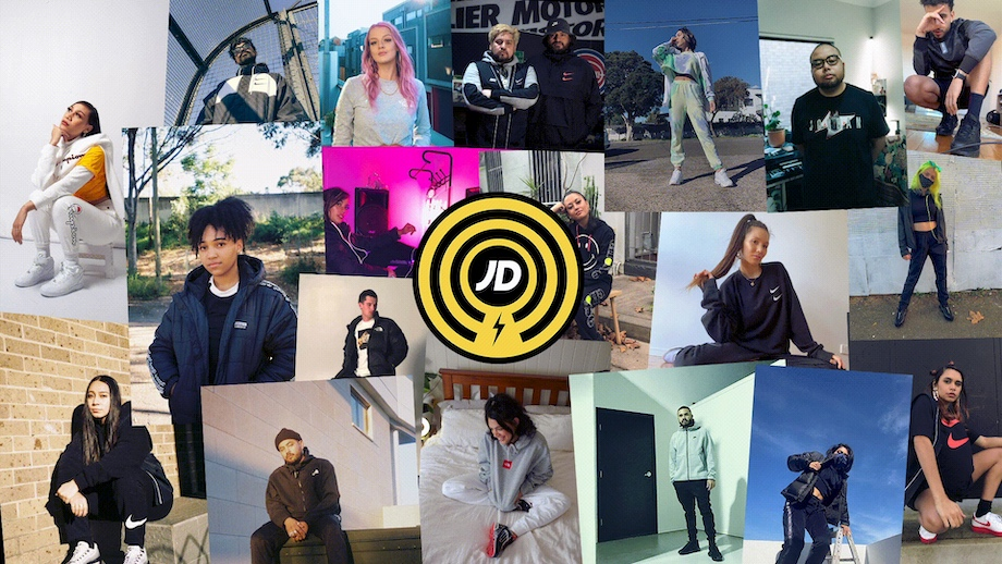 JD Sports stimulates creative economy with digital music platform launch via Andpeople