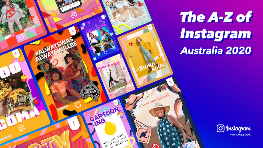 Instagram shares the top trends and creators of the year with 'The A-Z of Instagram 2020'