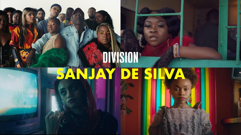 Director Sanjay De Silva joins DIVISION