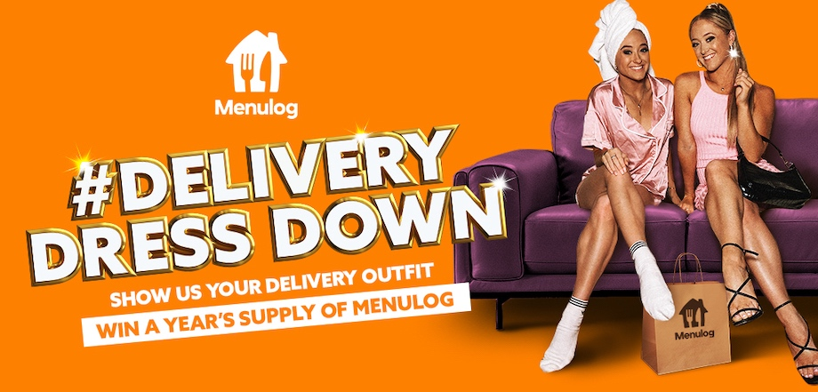 Menulog launches TikTok campaign 2.0 with #DeliveryDressDown via Connecting Plots
