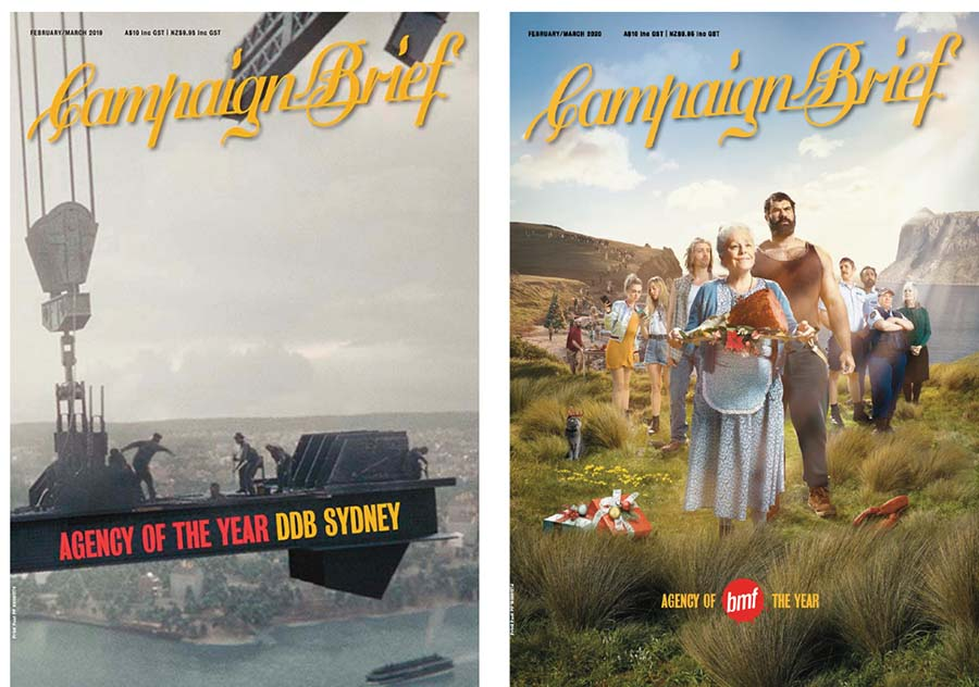 Campaign Brief Australian Advertising Agency of the Decade: Who were the top contenders?