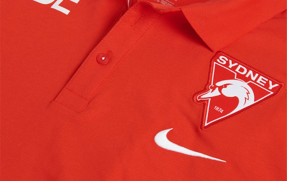 Sydney Swans launches new brand identity via SDWM
