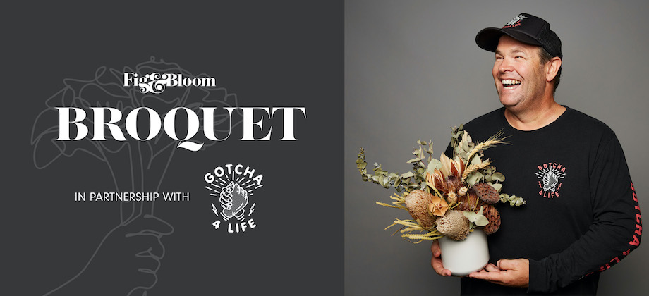 Fig & Bloom launch men's 'Broquet' with Gotcha4Life in new initiative via Thinkerbell