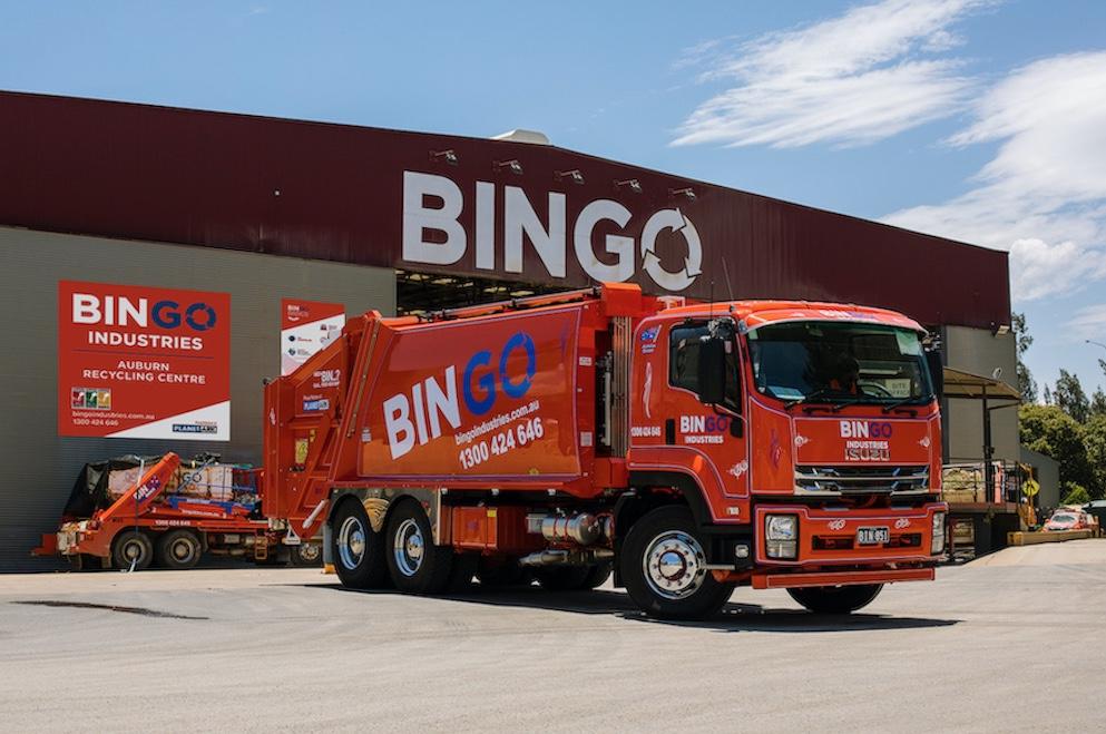 BINGO Industries appoints Re as brand agency