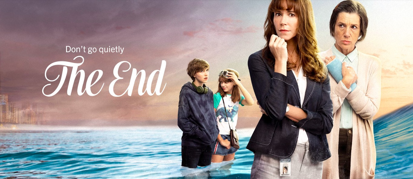 Filmgraphics' Jonathan Brough directs episodes for new Australian drama series 'The End'