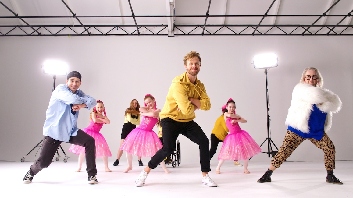 Ronald McDonald House Charities launches Dance For Sick Kids campaign via Swingtime Creative
