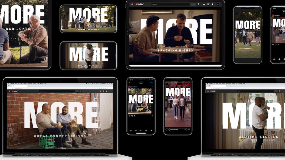 Movember fights for men's health year-round with 'More than a Month' campaign via Gen C