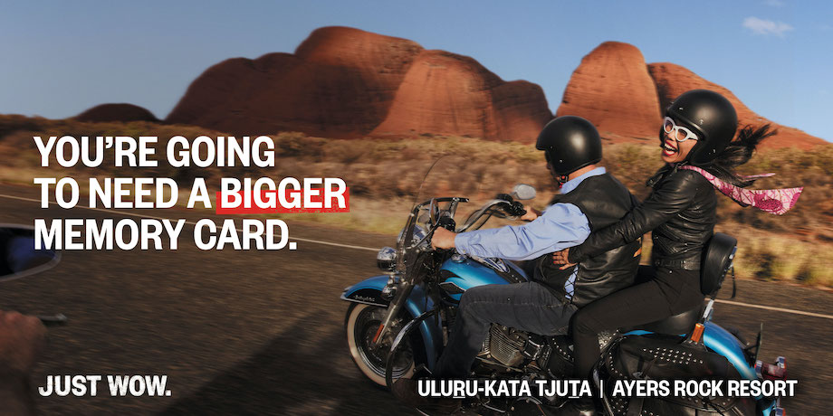 Uluru launches new 'Just Wow' brand platform via BMF