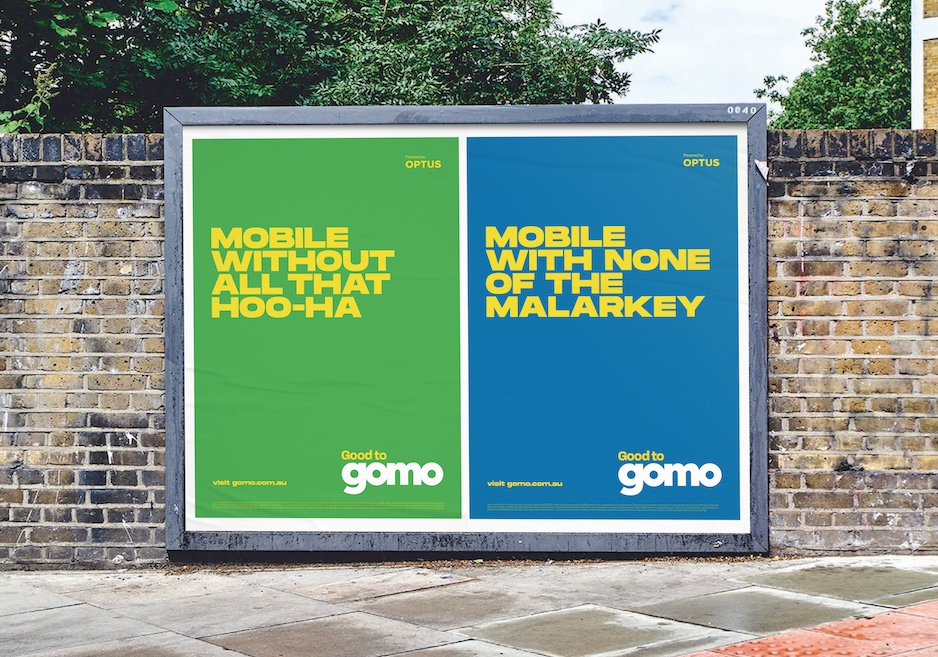 Mobile without the hoo-ha: gomo Mobile unveils funny campaign via Bear Meets Eagle On Fire