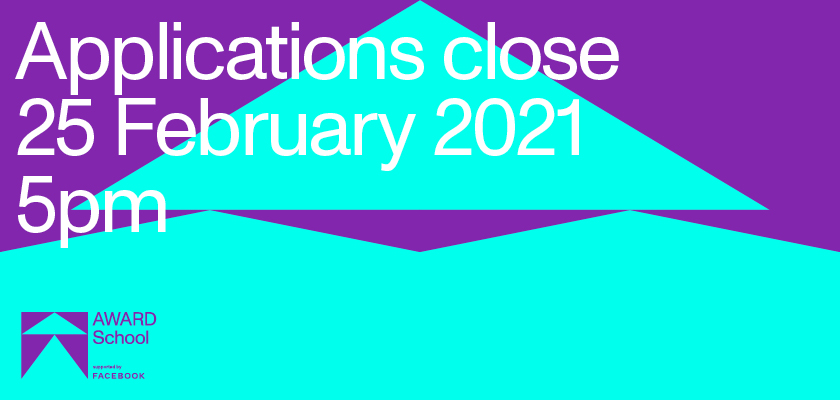 AWARD School 2021 applications set to close this Thursday, 5pm AEDT time