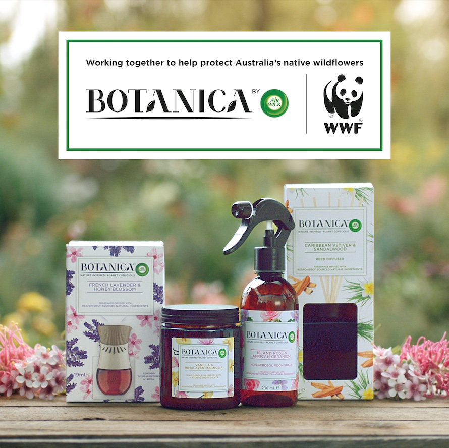 Botanica by Air Wick launches new campaign for 'The Rare Bloom Project' via Host/Havas Sydney