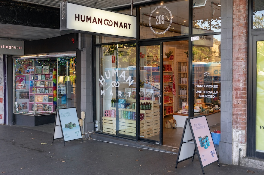 Anti-Slavery Australia launches the world's first supermarket 'selling human beings' part of new campaign via Cocogun and The Glue Society