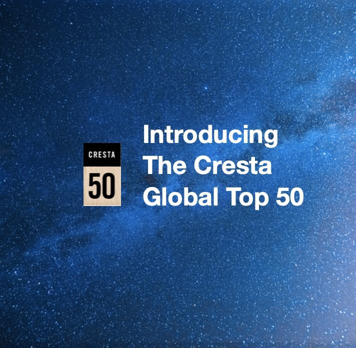 M&C Saatchi, Sydney cracks Cresta Awards first global Top 50 list