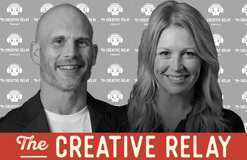 Role models, creative awakenings, and Oprah; The Creative Relay returns with Justine Armour
