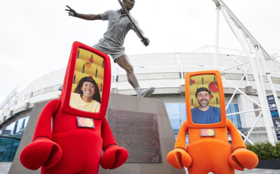 How McCann 'Opened the Open' with Mastercard Virtual Fans at the 2021 Australian Open