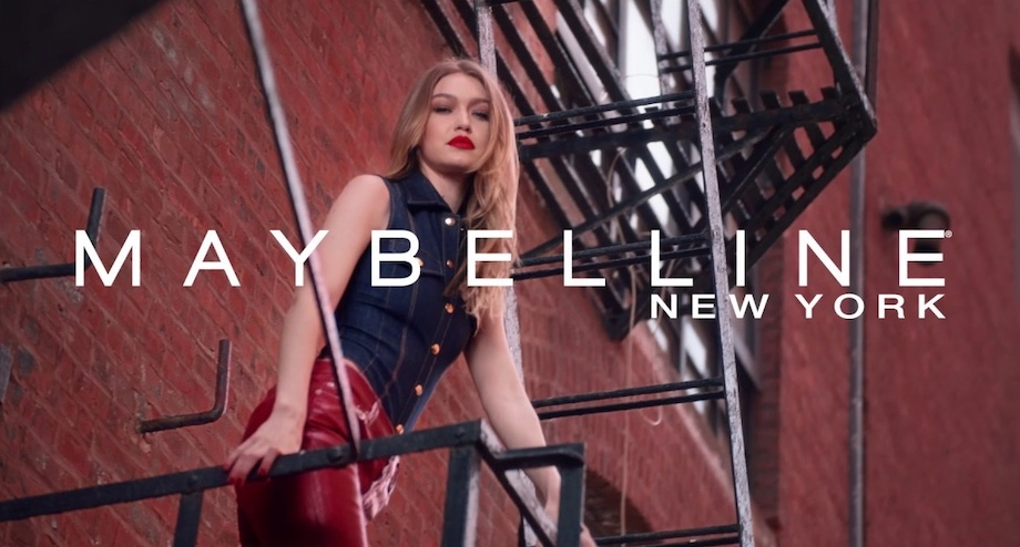 Maybelline New York appoints HERO and McCann to handle digital capabilities