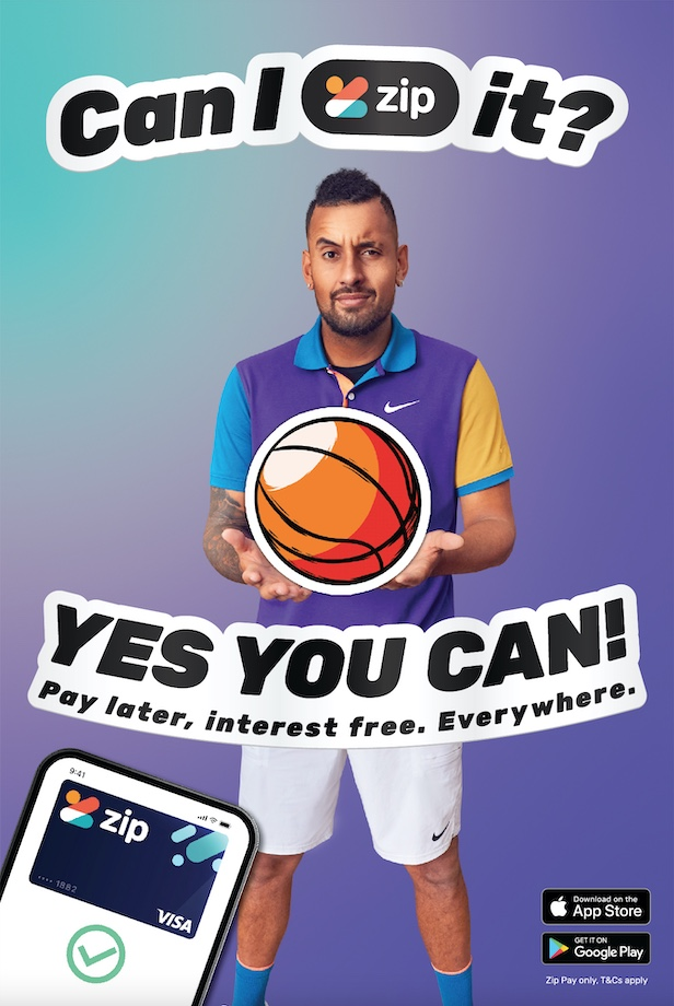 Zip tells Australia it can Tap & Zip everywhere in new brand campaign via We Are Social + Facebook