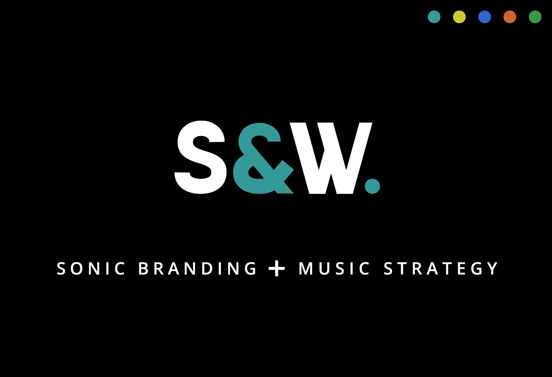 Audio's increasing presence prompts Smith & Western's launch of S&W Sonic Branding