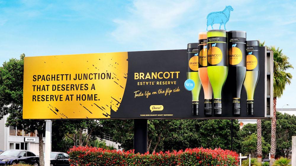 Brancott Estate launches new 'Taste Life on the Flip Side' campaign via Initiative Studio