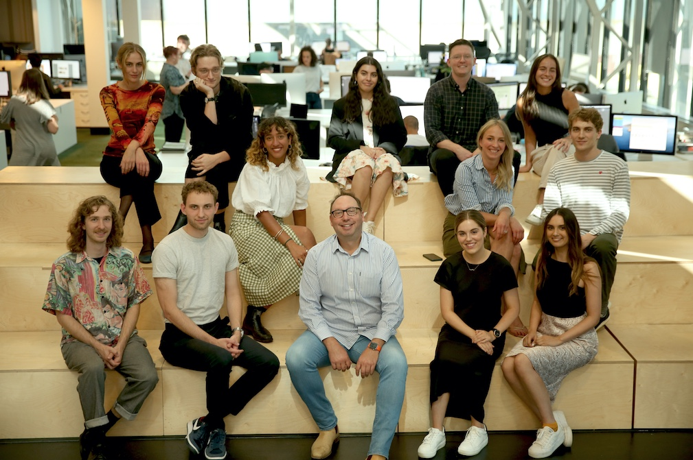 Clemenger BBDO Melbourne Group welcomes 10 new 'Unique Characters'