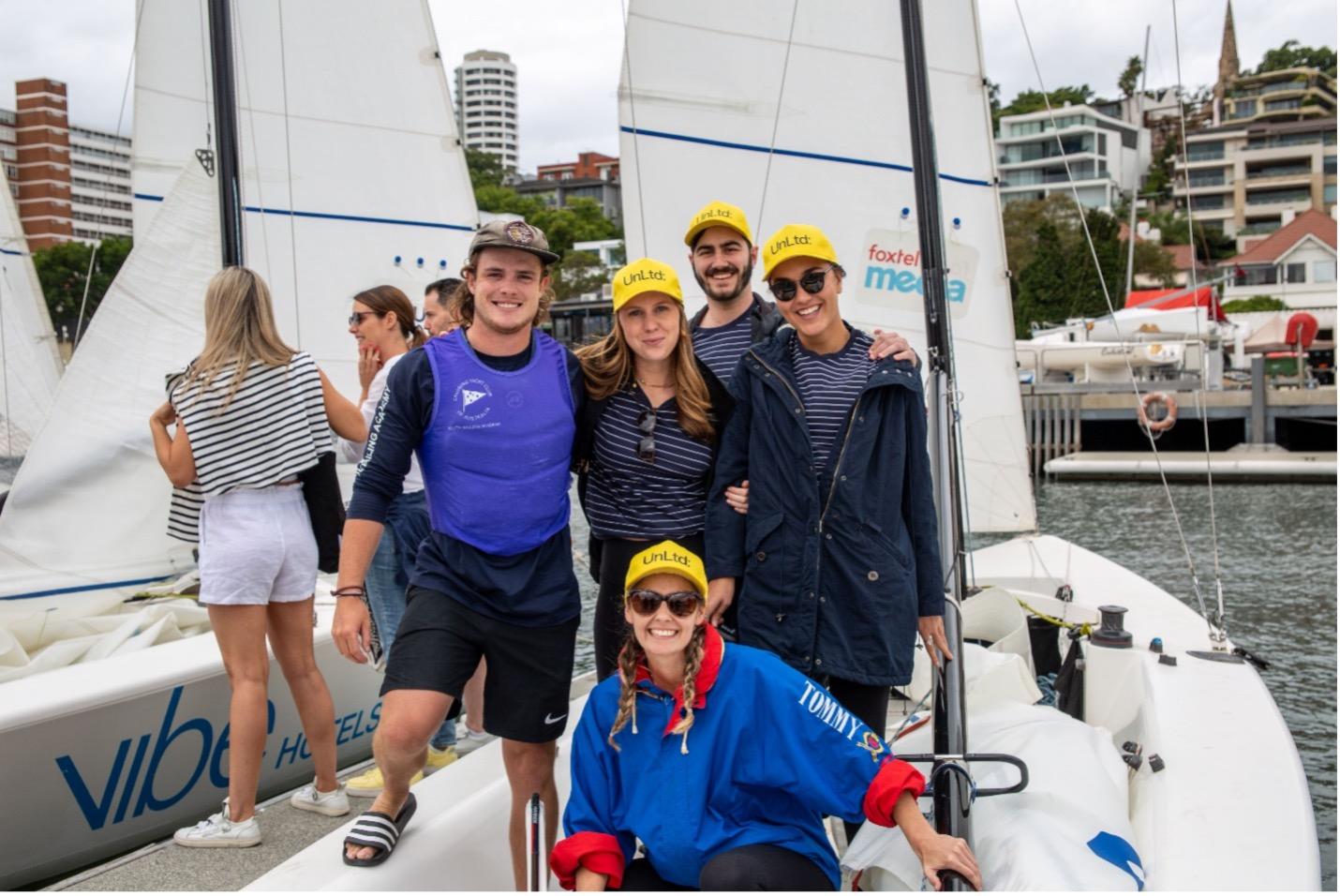 UnLtd's Big Splash raises $95K for children at risk; Seven West Media sails to victory
