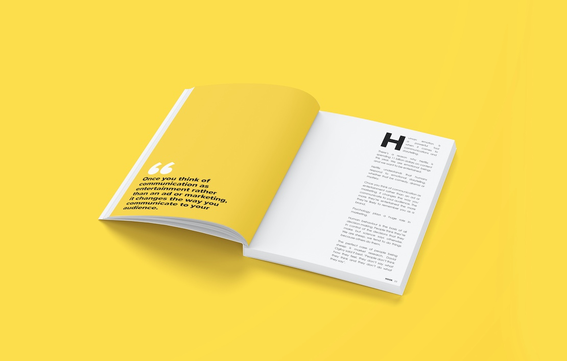MOP creative director Pat Langton launches new marketing book 'HOOK' – pre-order now