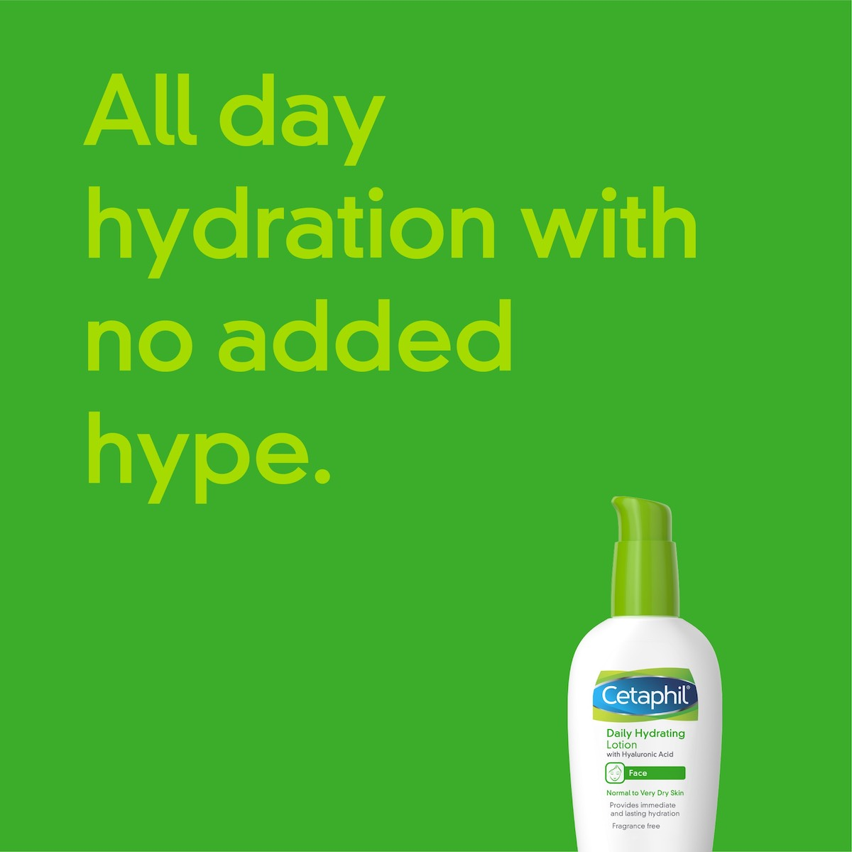 Skincare influencer tells all in Cetaphil's new 'Hype-Free Skincare' campaign via Emotive