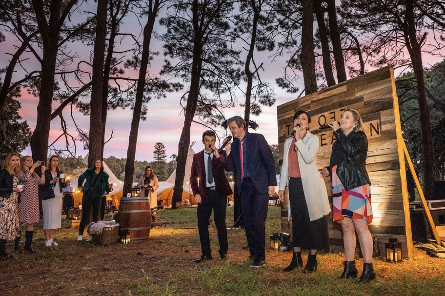 Tourism Tasmania encourages Aussies to embrace the cold with 'The Off Season'