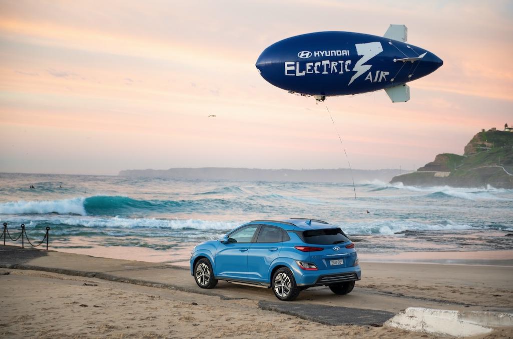 Hyundai Australia launches inaugural Hyundai Electric Air Exhibition via Innocean Australia